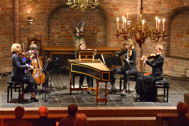 Ensemble Holland Baroque